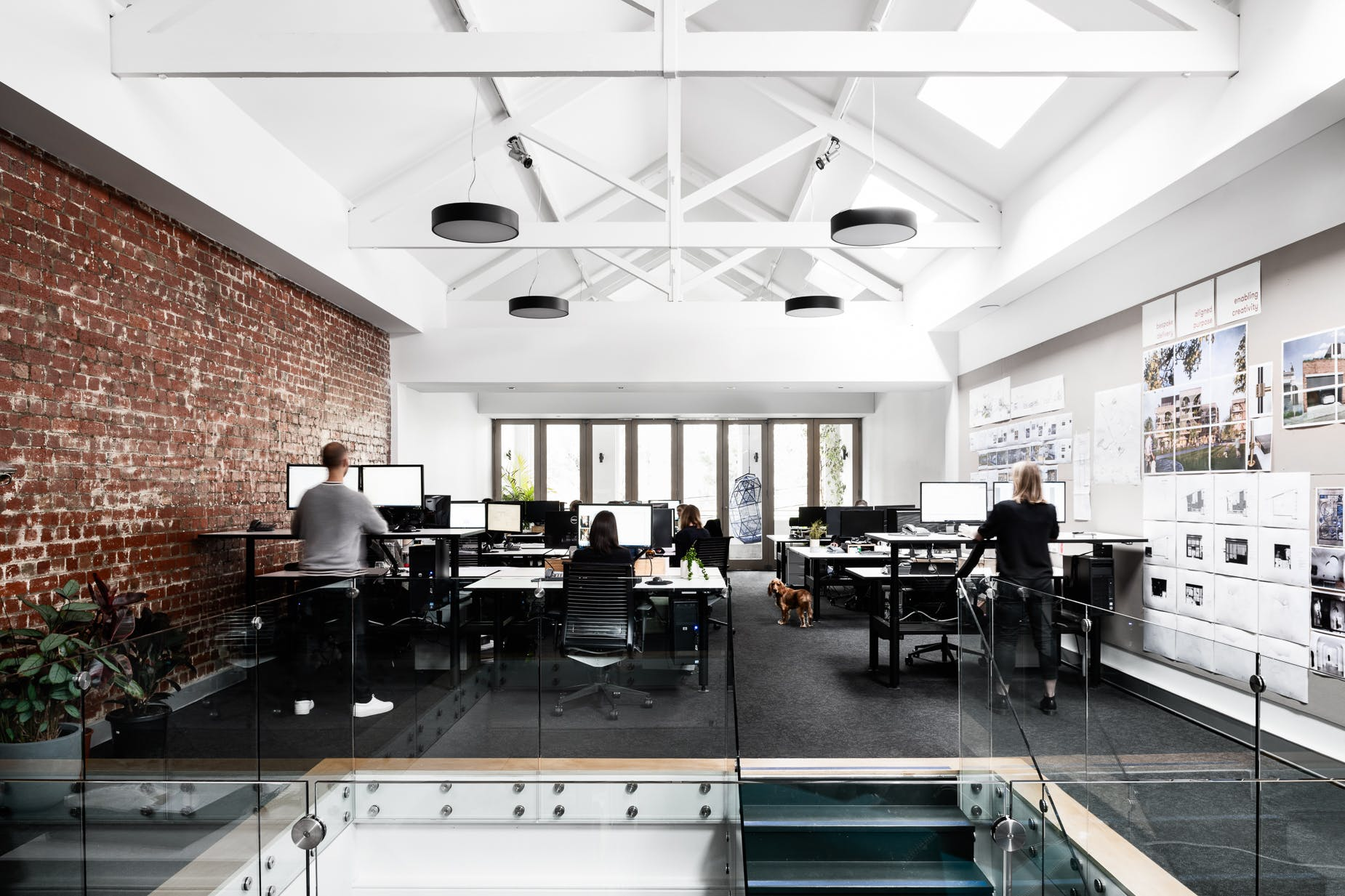 Shared office at Technē Architecture + Design, image 1