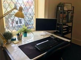 Dedicated desk at Creator Hub, image 1