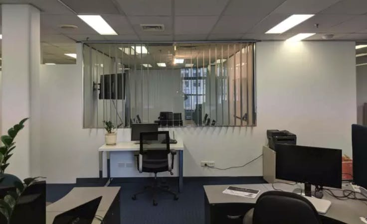 Dedicated desk at Tall Emu, image 1