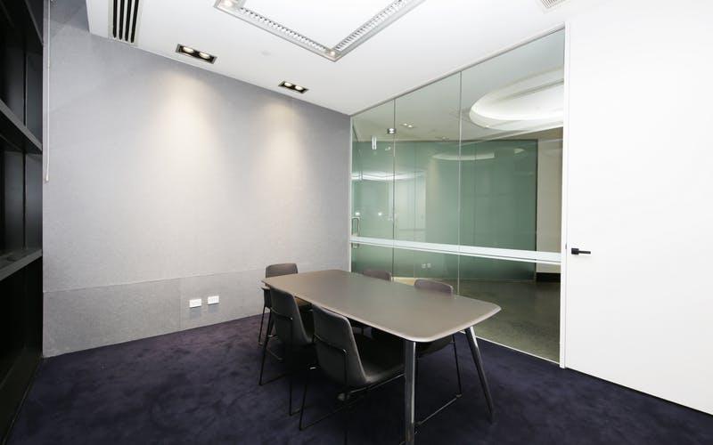 Ford Room, meeting room at Waterman Chadstone, image 1
