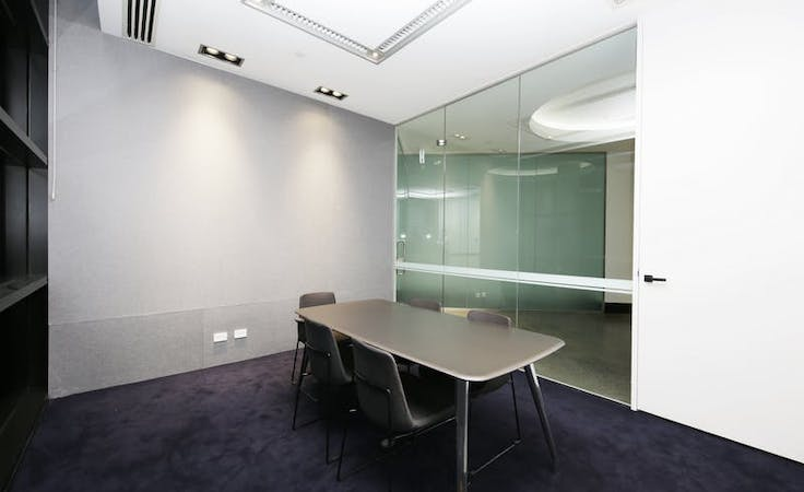 Consult 5, meeting room at Waterman Chadstone, image 1