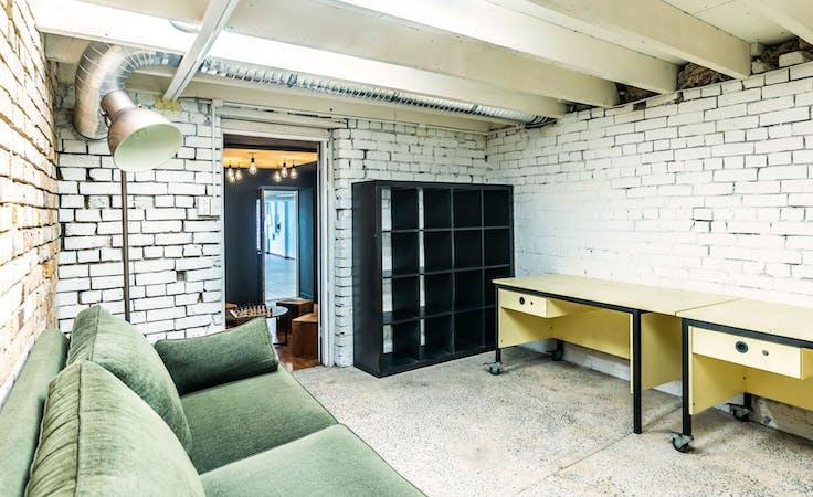 Dedicated desk at Back Alley Studios, image 3