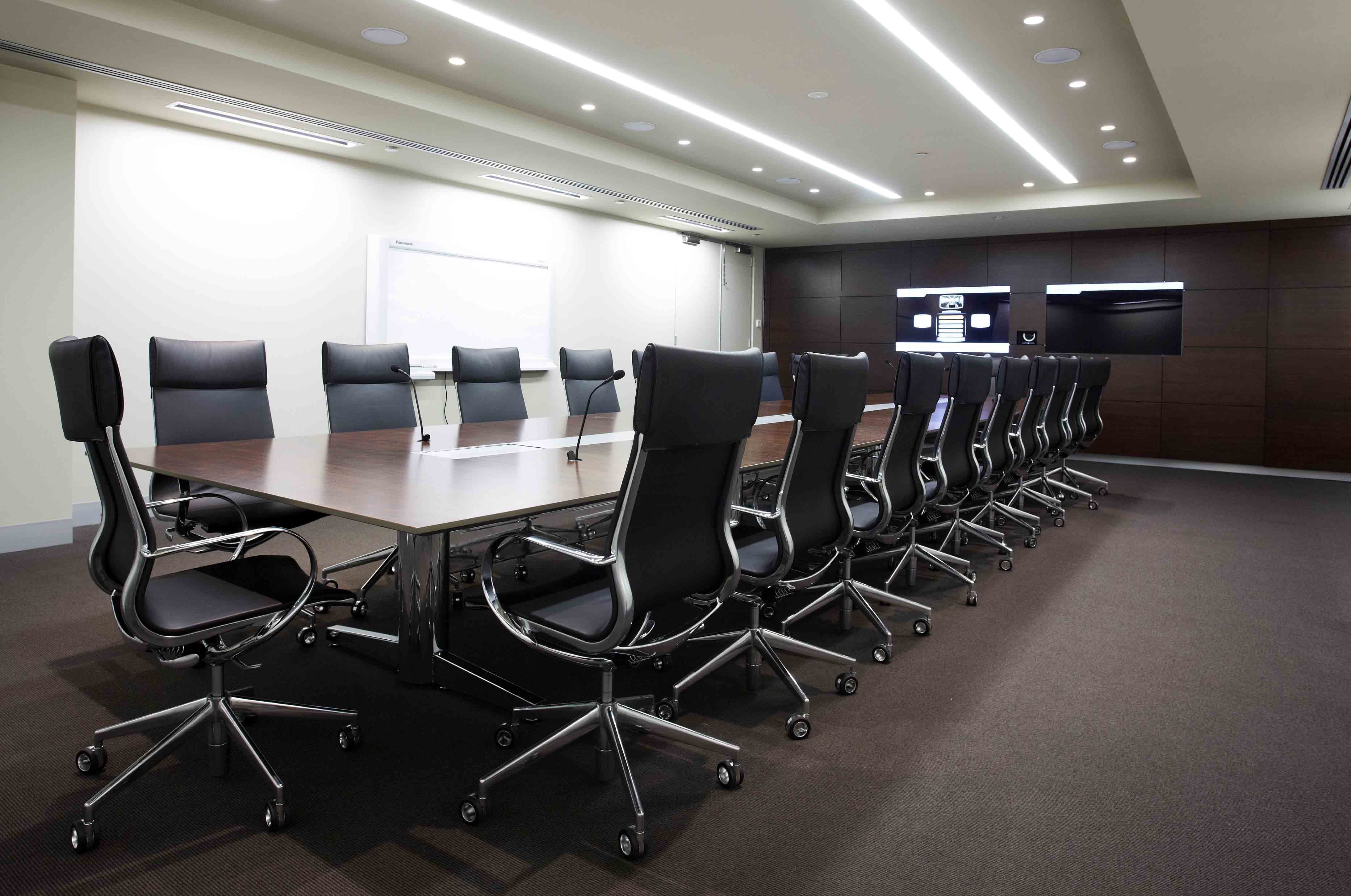 Board room, meeting room at Scottish House Business Centre, image 1
