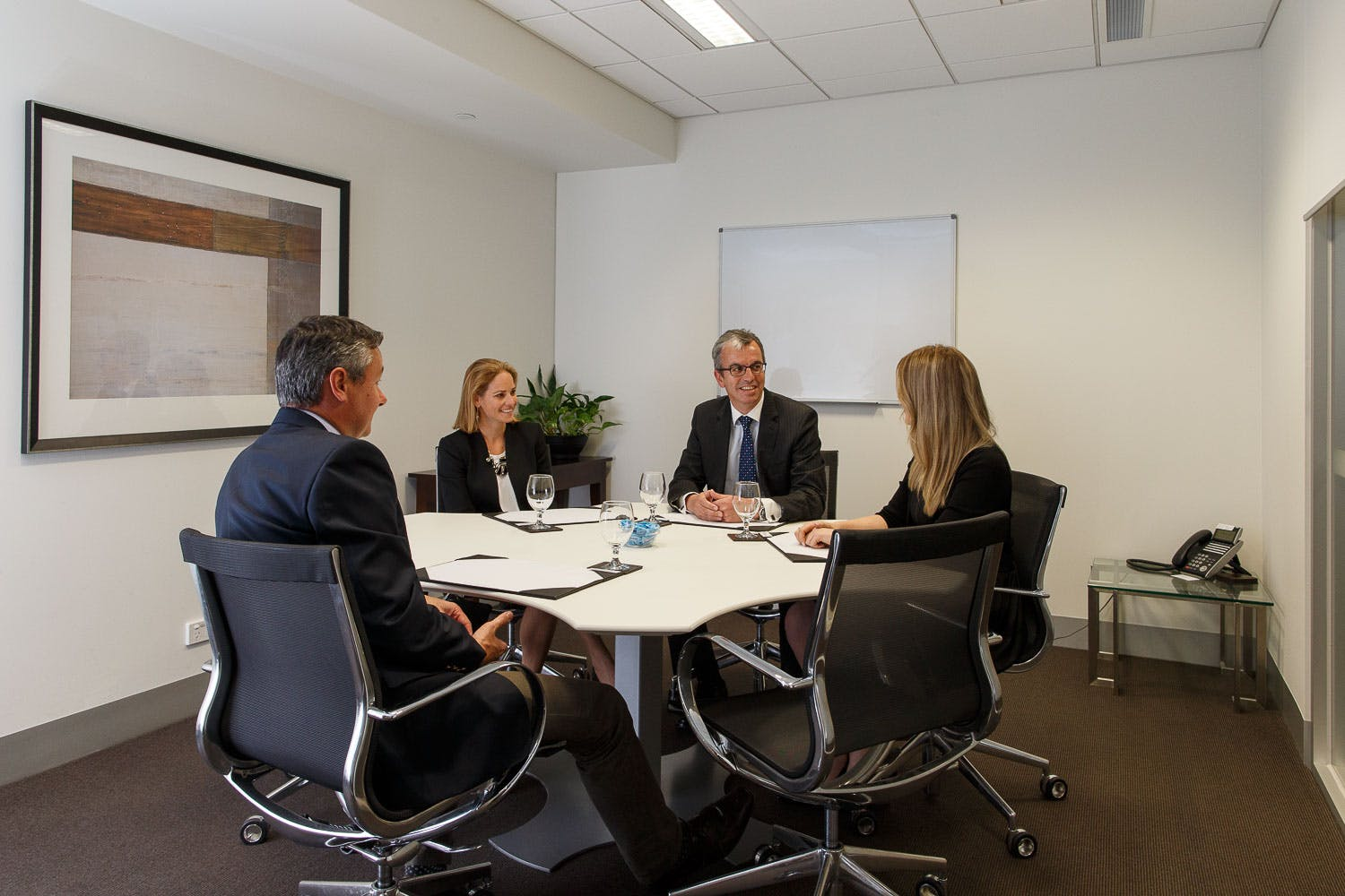 Small Meeting Room, meeting room at Scottish House Business Centre, image 1