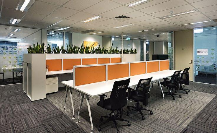 Hot desk at BTP Westlink Green, image 1