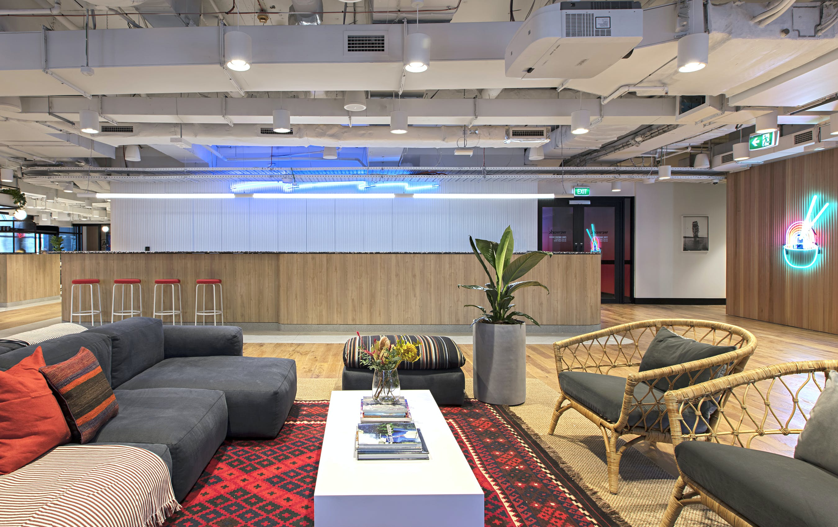 15 person Office, private office at WeWork - 222 Exhibition Street, image 1