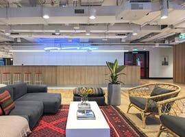25 Person Office, private office at WeWork - 222 Exhibition Street, image 1