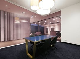 Consult 1, meeting room at Waterman Chadstone, image 1