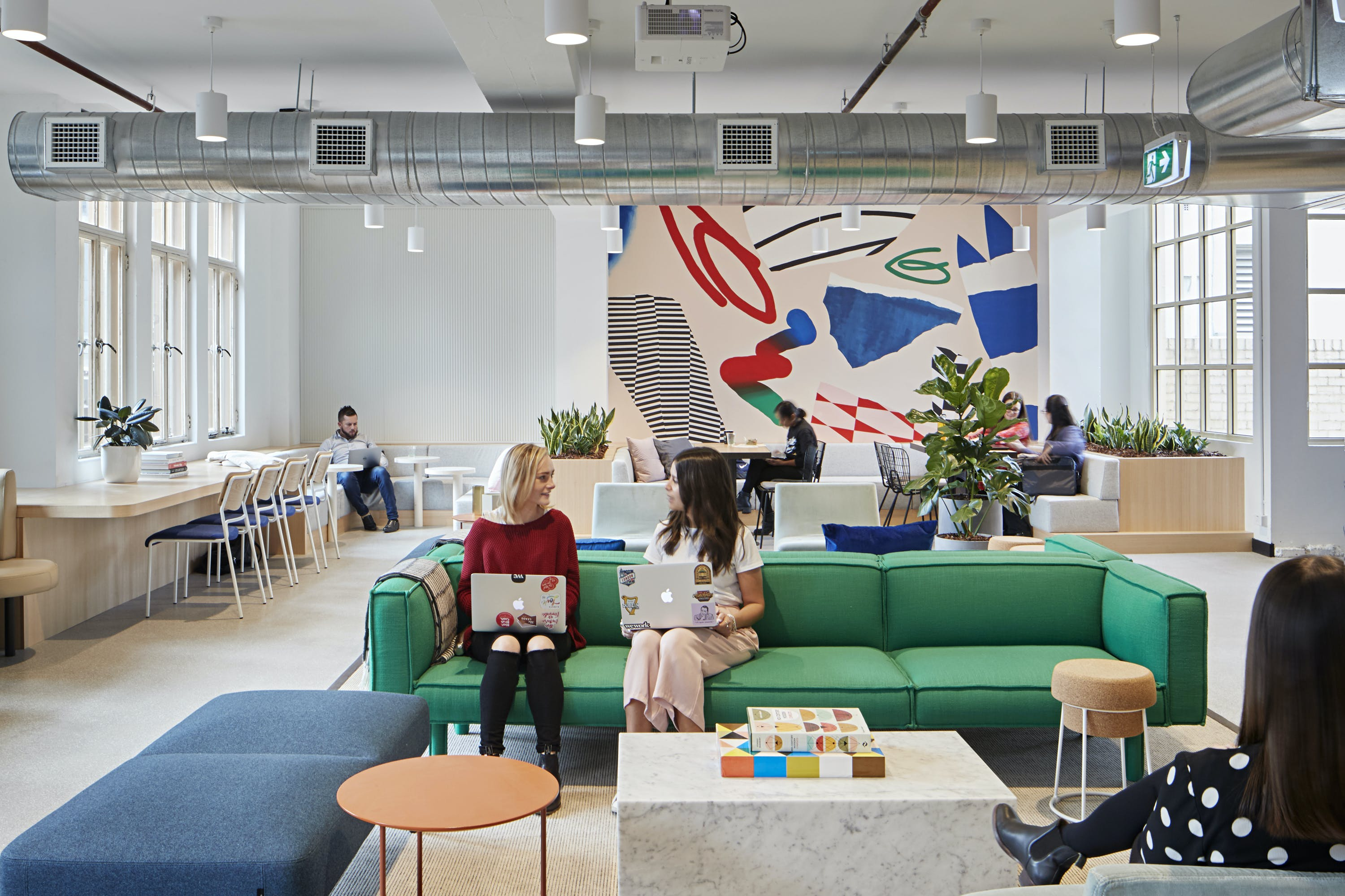 14 Person office, private office at WeWork - 401 Collins Street, image 1