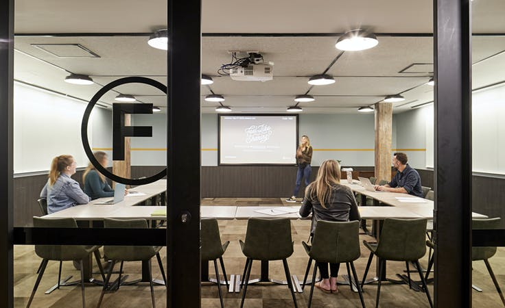 2 Person Office, private office at WeWork - 100 Harris Street, image 9
