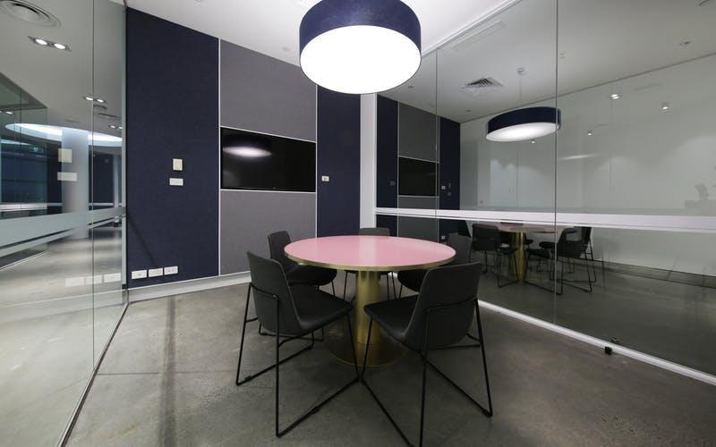 Robbins Room, meeting room at Waterman Chadstone, image 1
