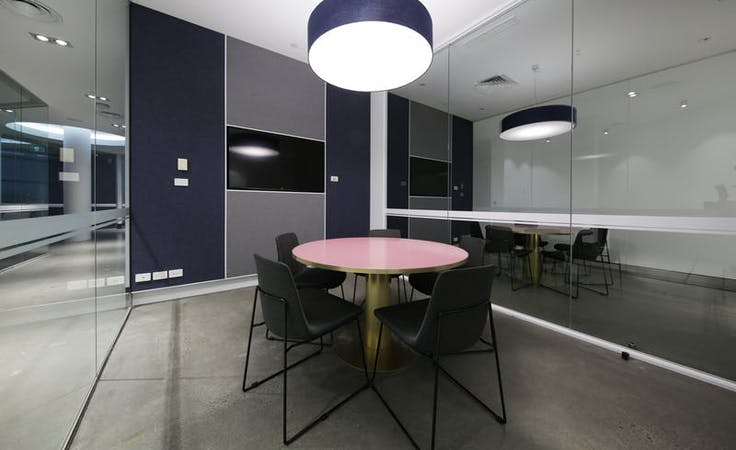 Robbins Room, meeting room at Waterman Chadstone Short Term Spaces, image 1