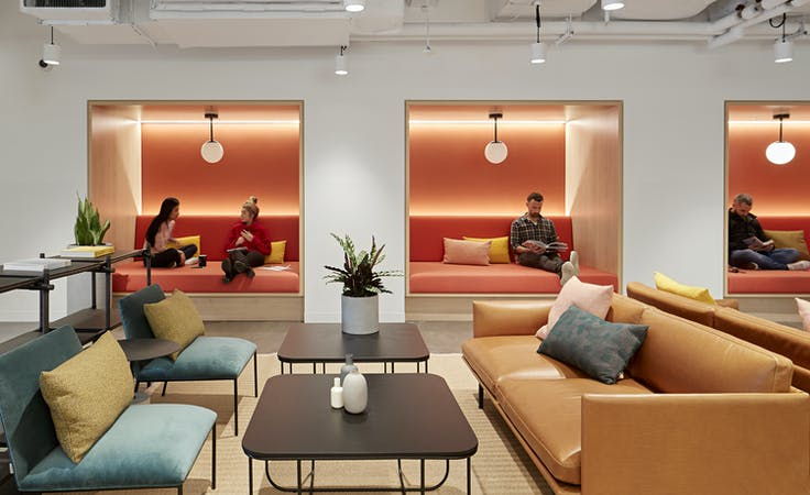 6 Person Office, private office at WeWork - 64 York Street, image 1