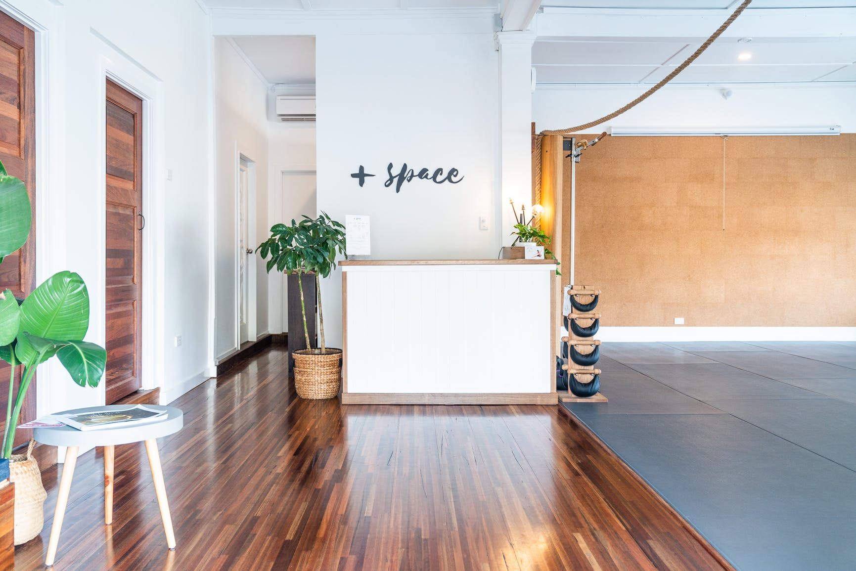 Studio Space, multi-use area at + space, image 1