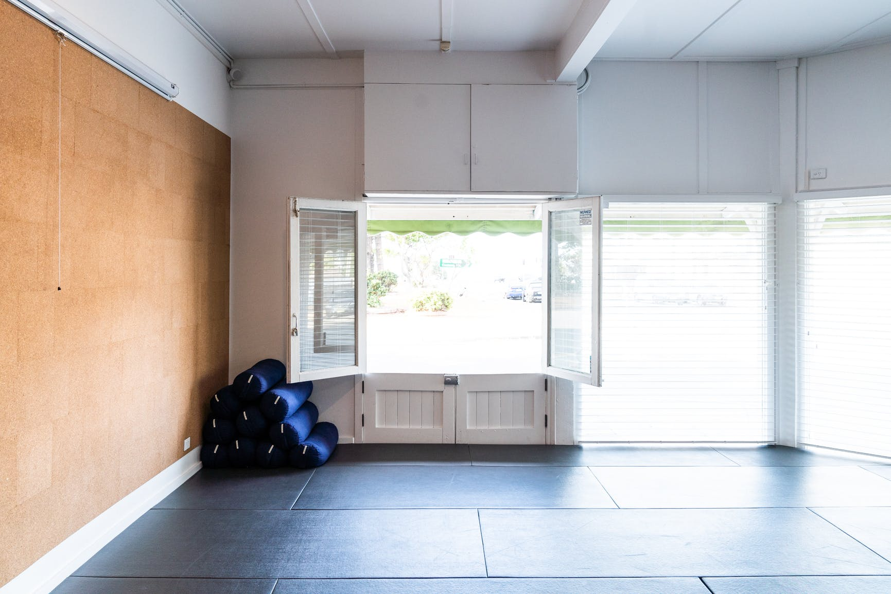 Studio Space, multi-use area at + space, image 2