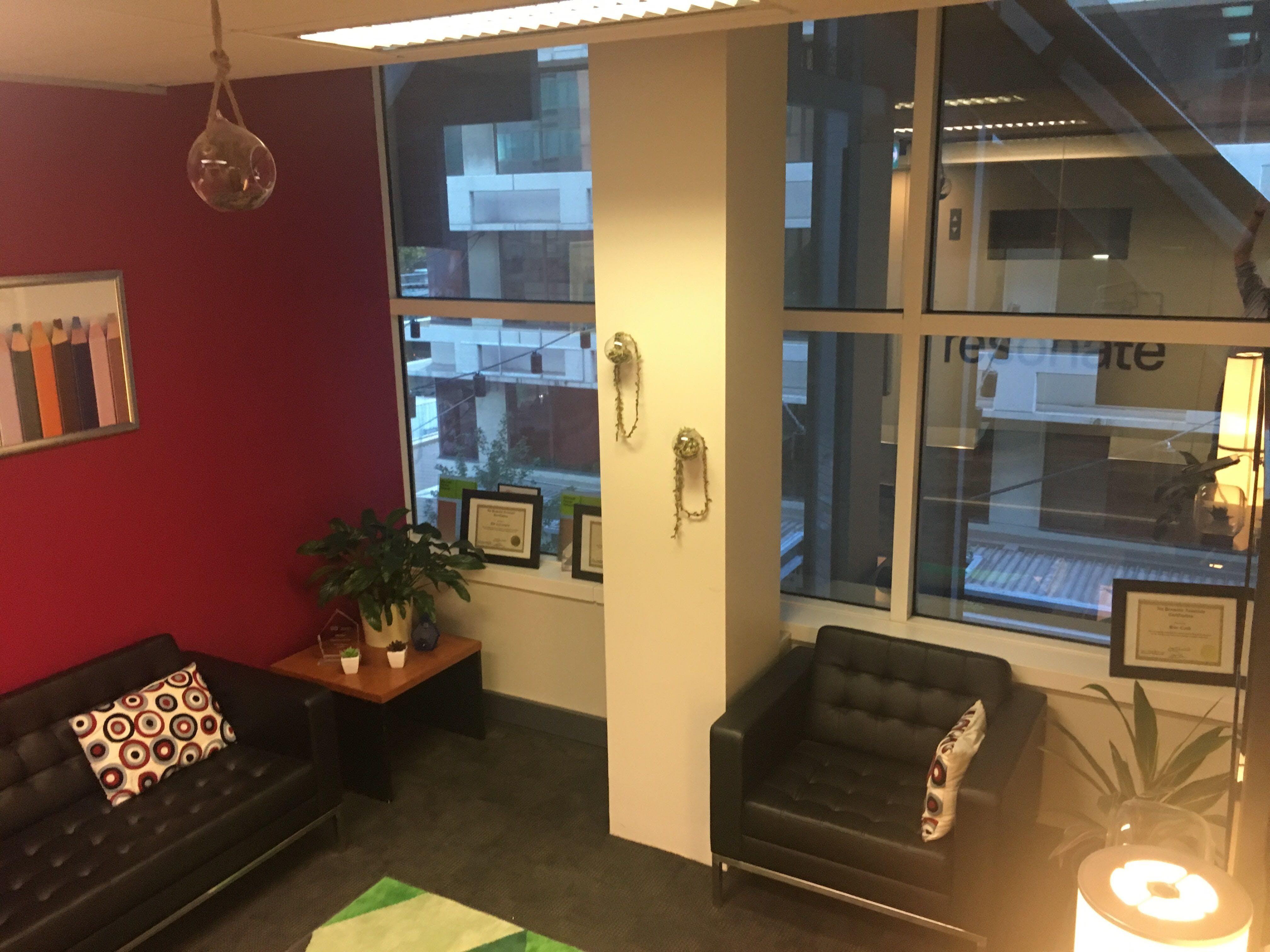 Standing Desks - Permanant, dedicated desk at 2 Elizabeth Plaza, image 2