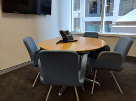 Moria, meeting room at 2 Elizabeth Plaza, image 1