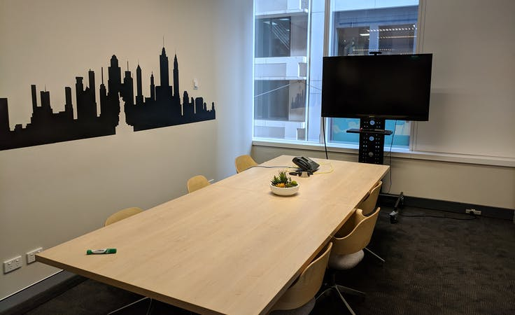 The Shire, meeting room at 2 Elizabeth Plaza, image 1
