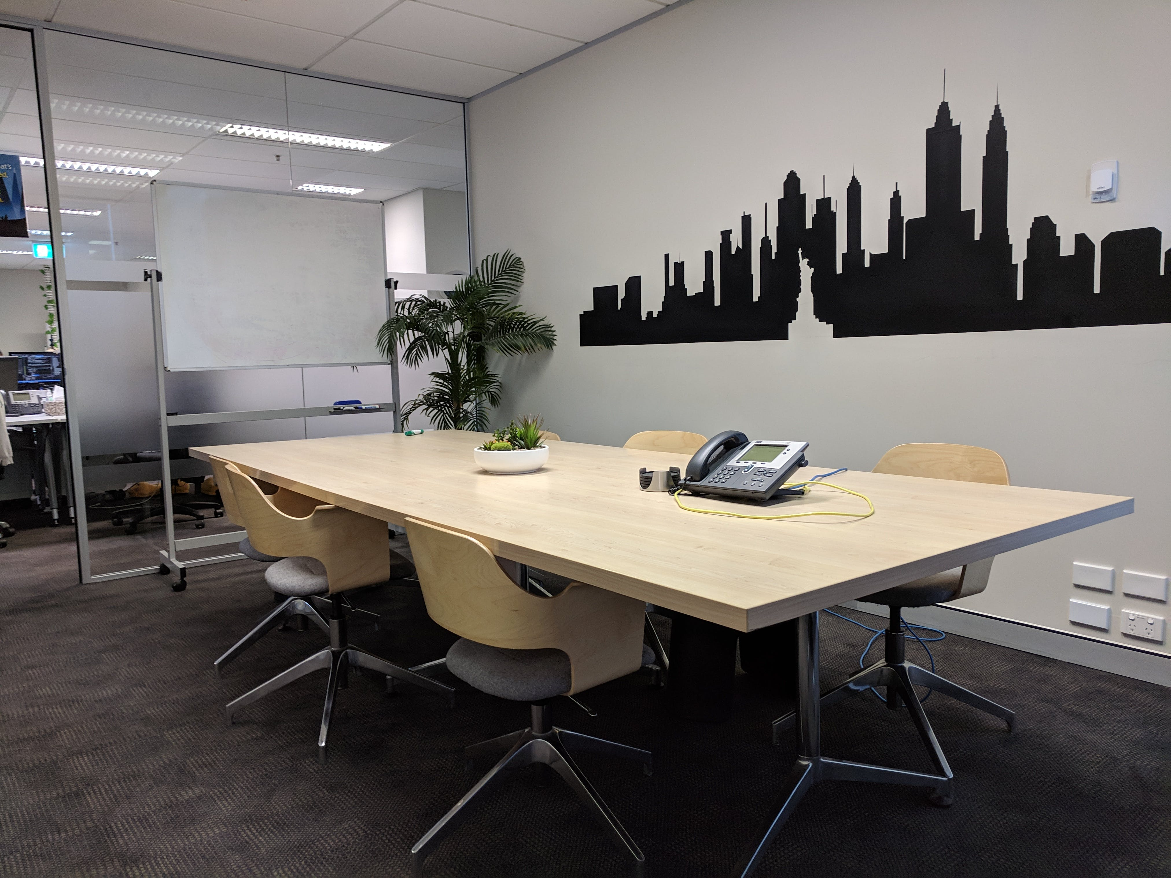 The Shire, meeting room at 2 Elizabeth Plaza, image 2