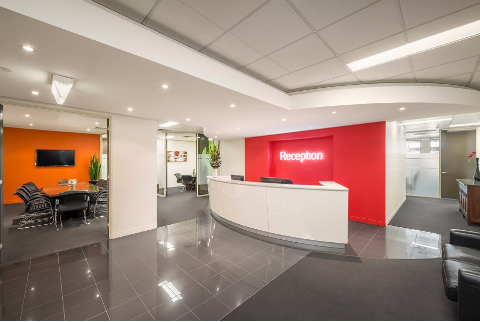 Boardroom for 10, meeting room at Melbourne Business Centre, image 1