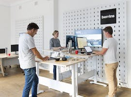 Hot desk at Berrins, image 1
