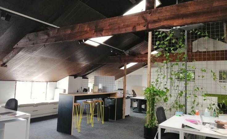Premium Permanent Desks, coworking at INNX, image 3