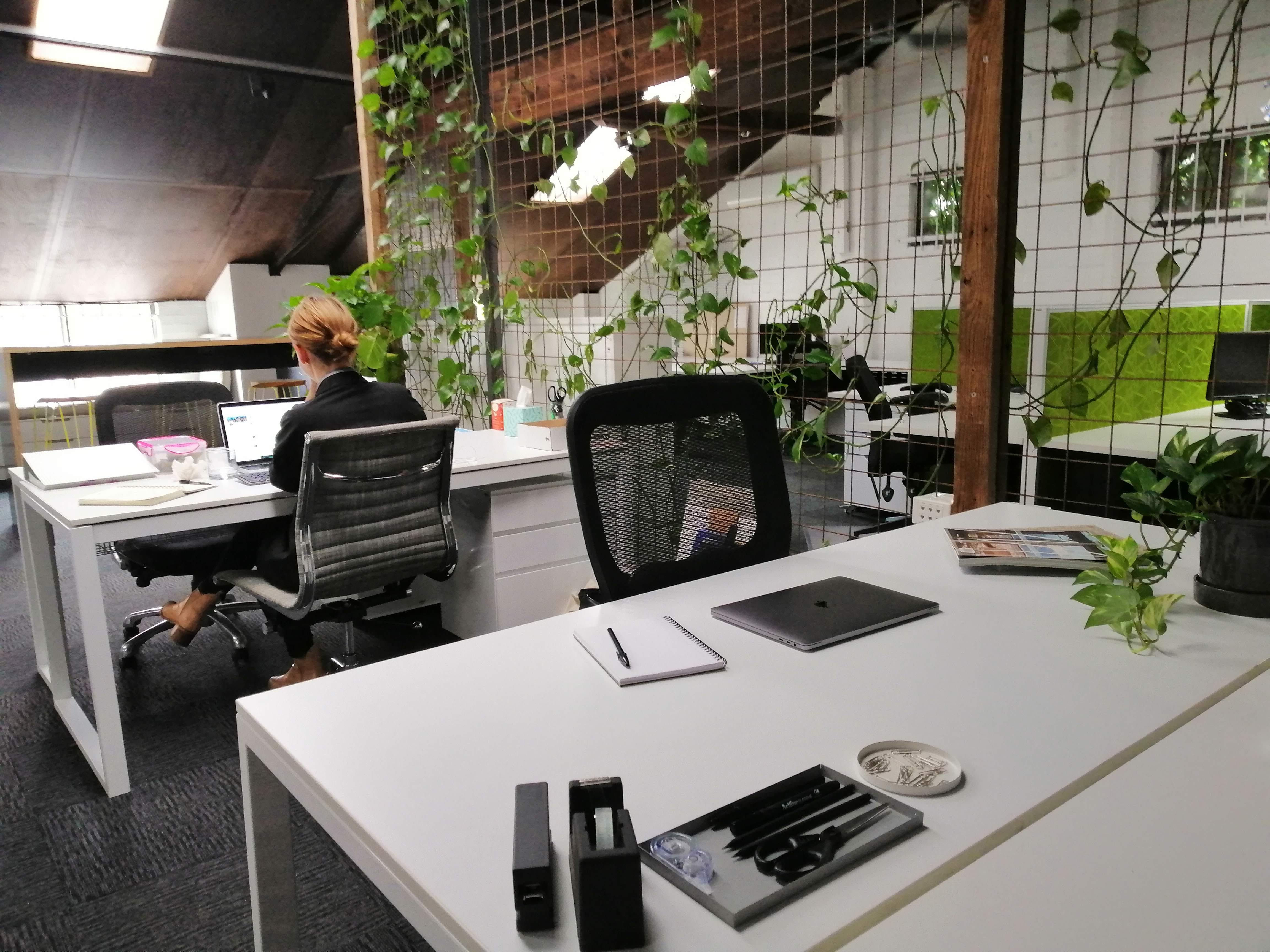 Premium Permanent Desks, coworking at INNX, image 1