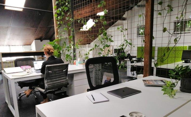 Premium Permanent Desks, coworking at INNX, image 1