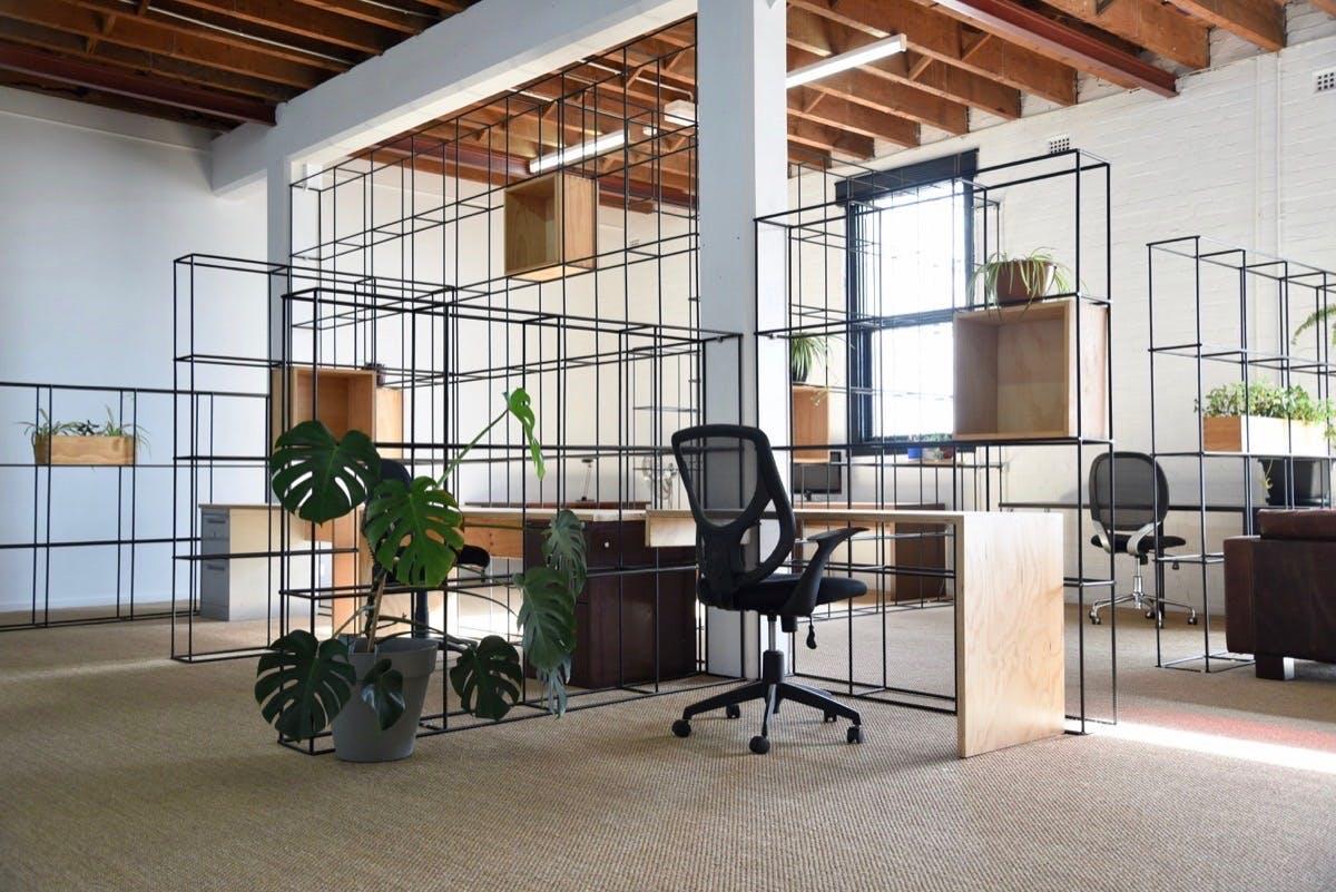 Studio Grabowski, shared office at Moran & Cato, image 1
