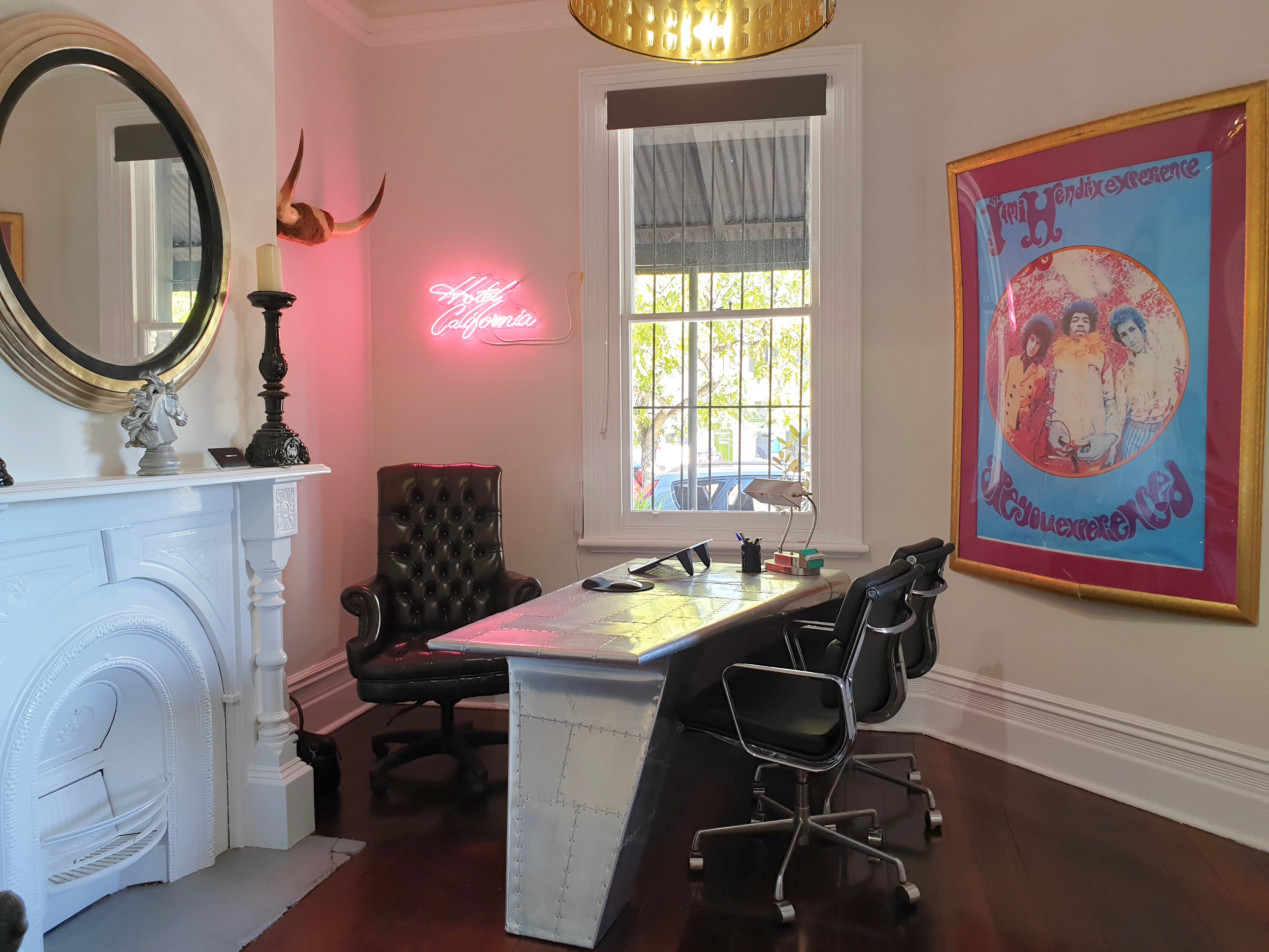 """""""The Rocknroller"""" Office, private office at Summers Street Offices, image 1"""