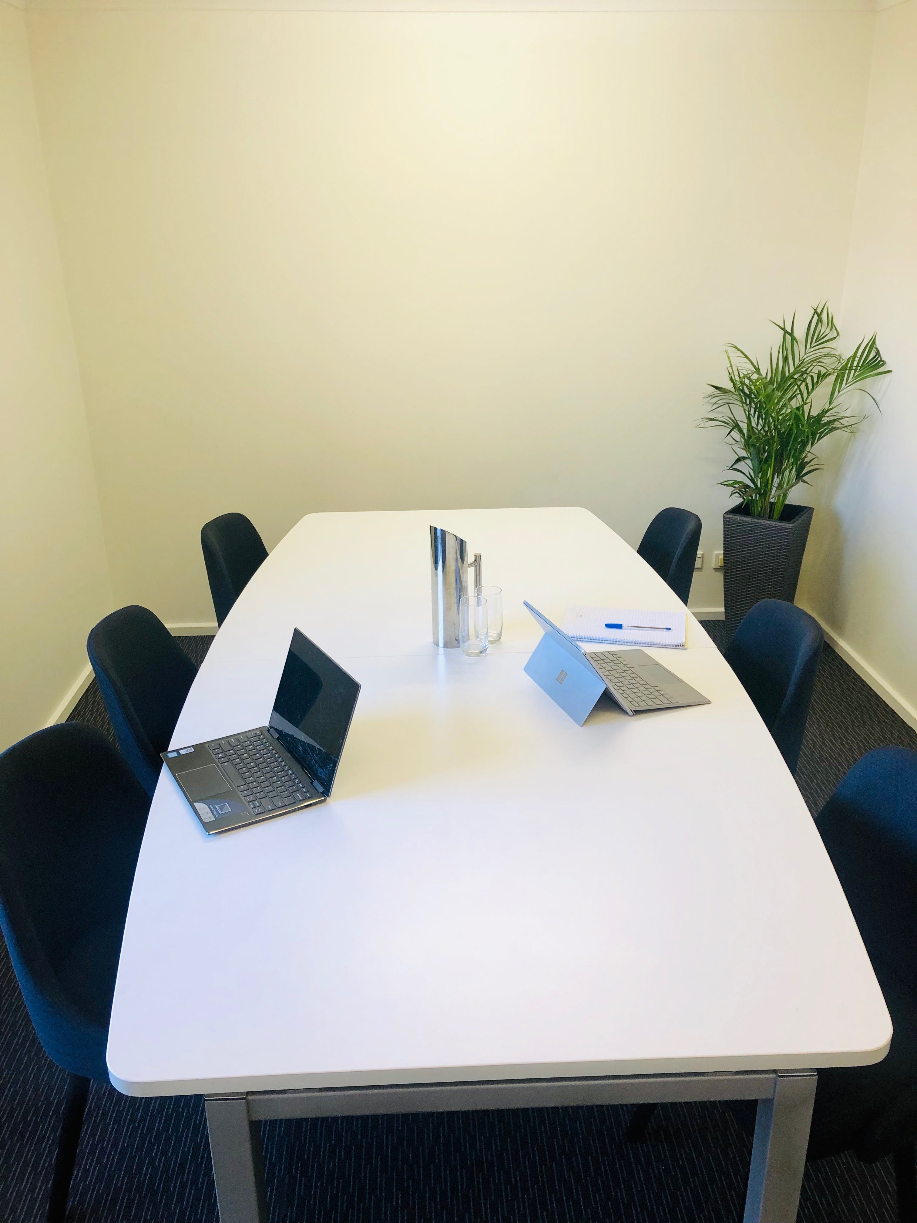 Professional Boardroom hire, meeting room at Rocket WorkSpaces, image 1