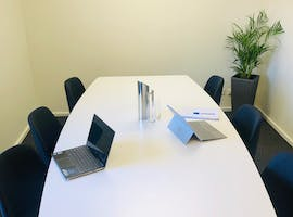 Professional Boardroom hire, meeting room at Rocket WorkSpaces, image 1