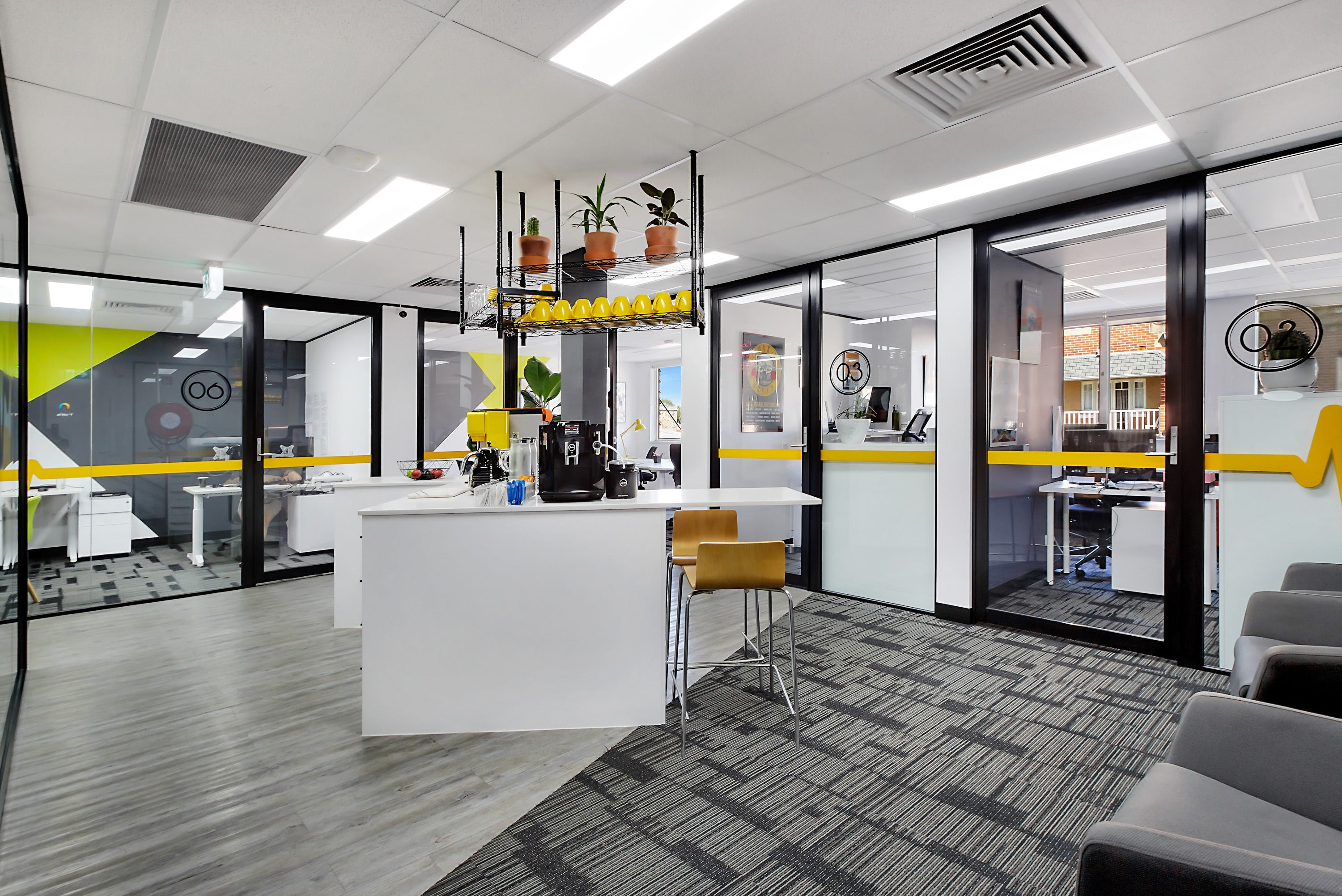 Suite 4 & 5, private office at Anytime Offices Botany, image 1