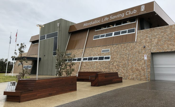 Looking For A Picturist Full Venue Function Space With A Vew of Arthurs' Seat, multi-use area at Mordialloc Life Saving Club, image 1