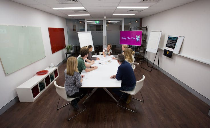 The Boardroom, multi-use area at Ruby Rooms, image 1