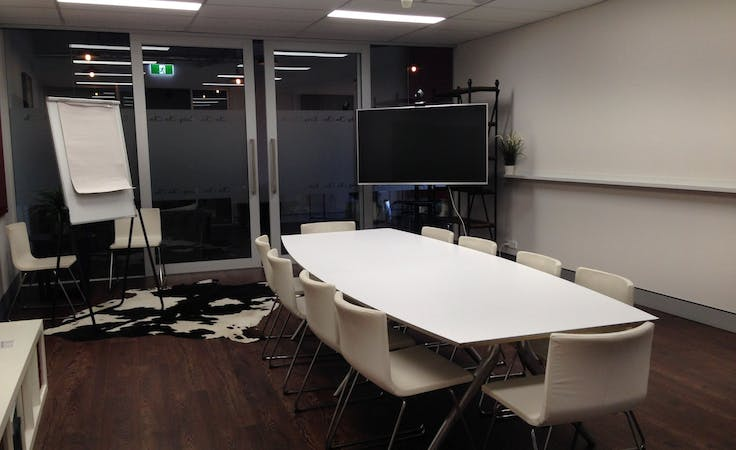 The Boardroom, multi-use area at Ruby Rooms, image 2