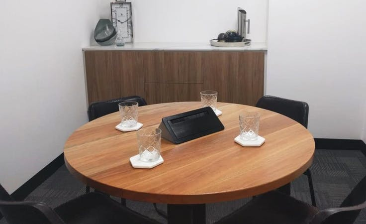 4 Person Meeting Space in CBD, meeting room at Macquarie Mediation Centre, image 1