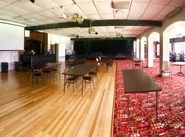 Main Hall, function room at Flemington & Kensington Bowling Club, image 1