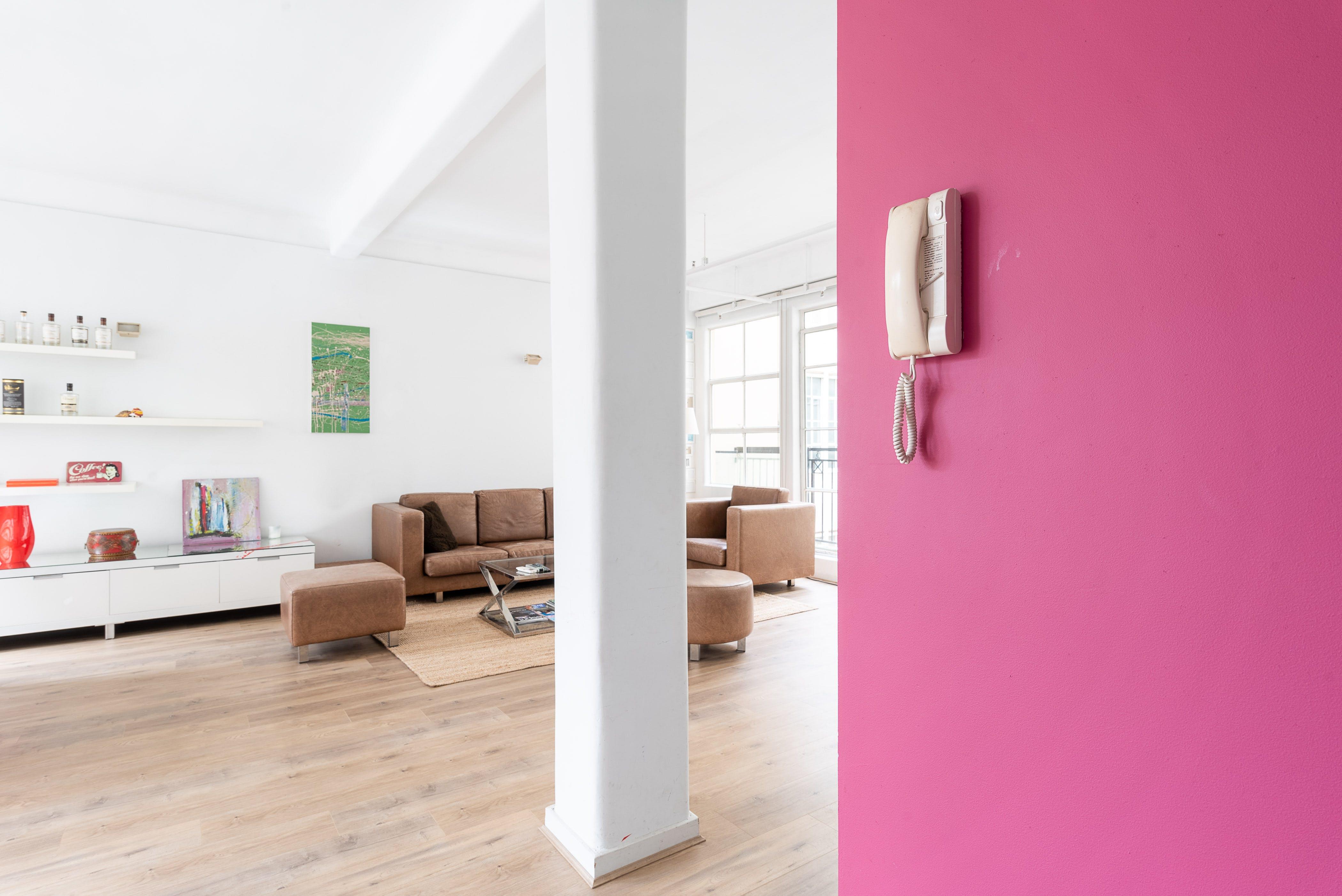 Le Salon, multi-use area at Le Petit Loft, image 3