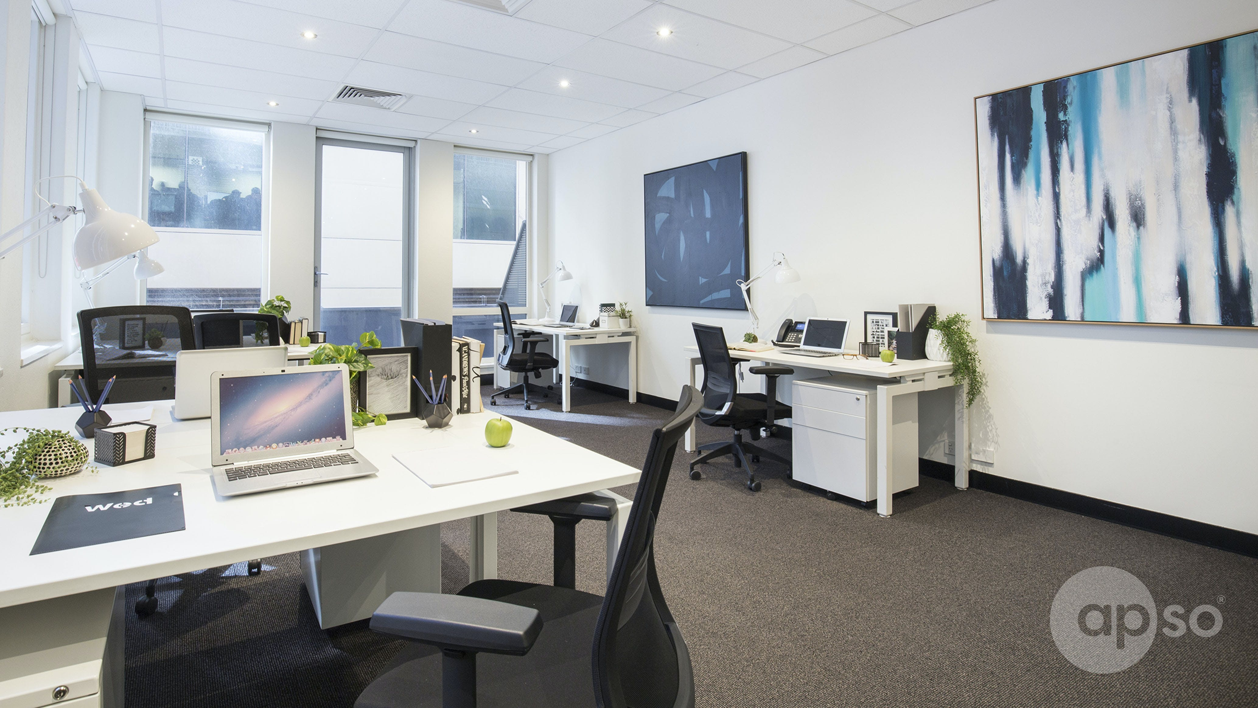 Serviced office at Collins Street Tower, image 1
