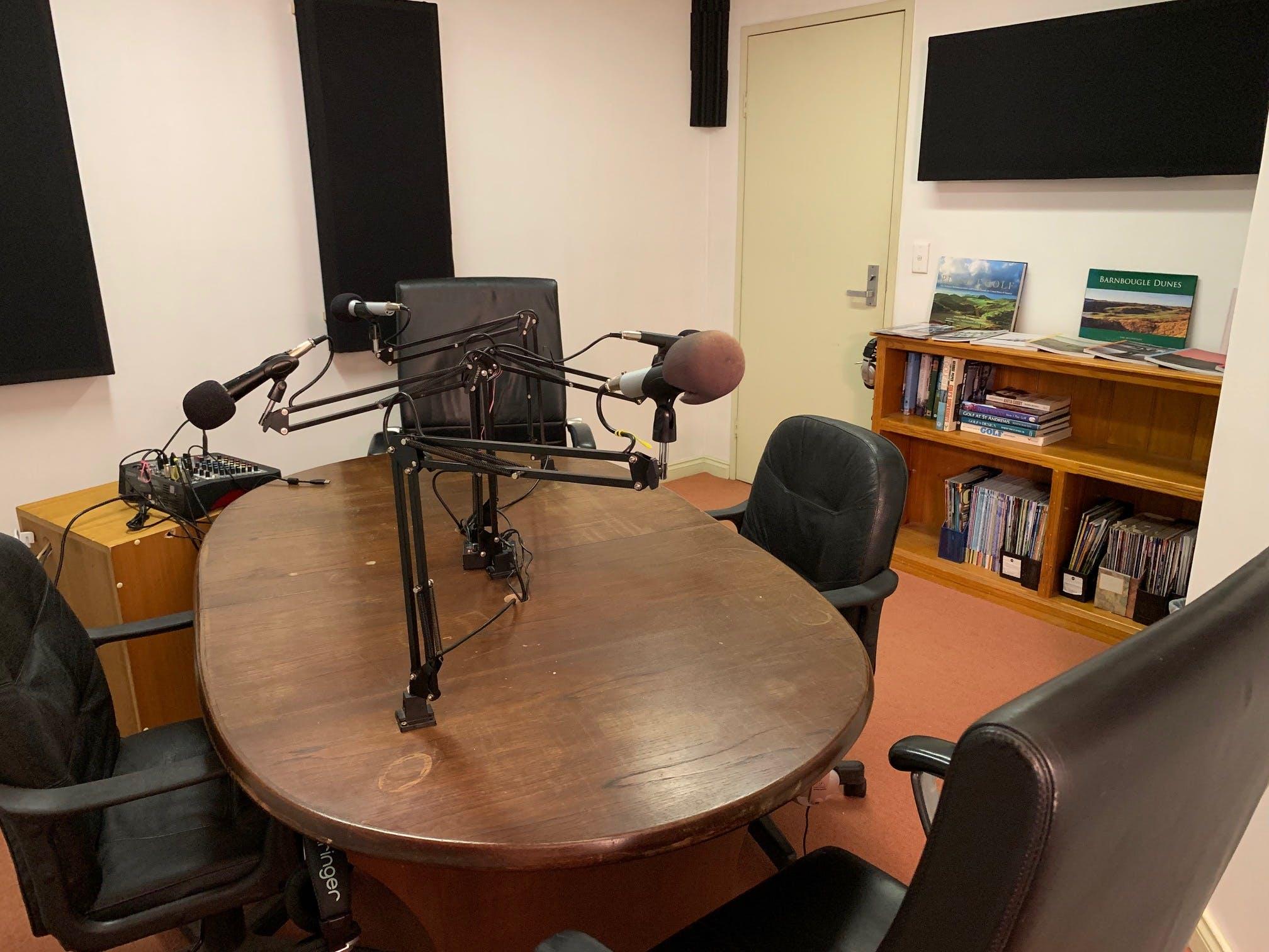Sydney Podcast Studios, workshop at Podcast Studio, image 1