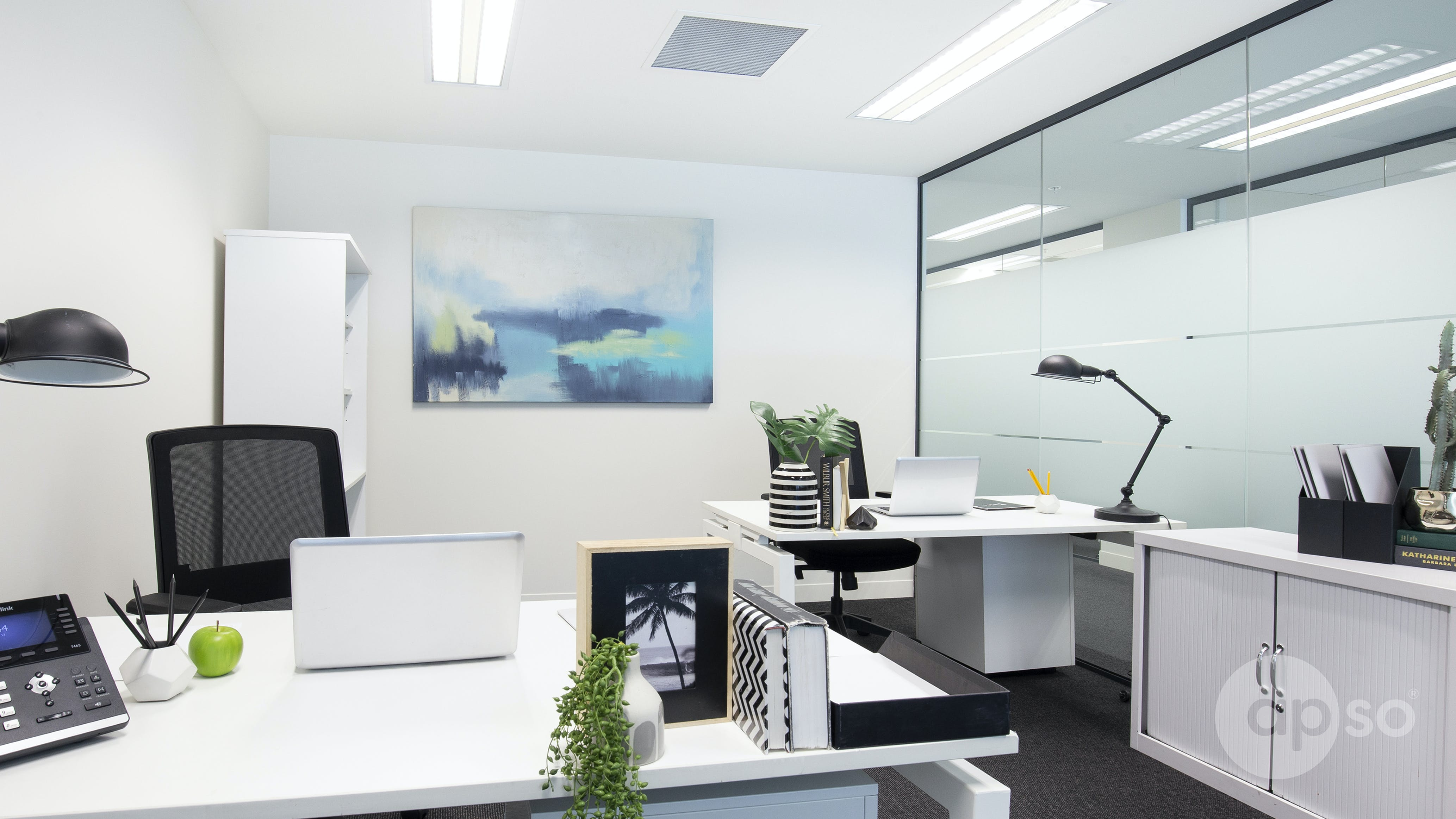 Suite 116, serviced office at Corporate One Bell City, image 1