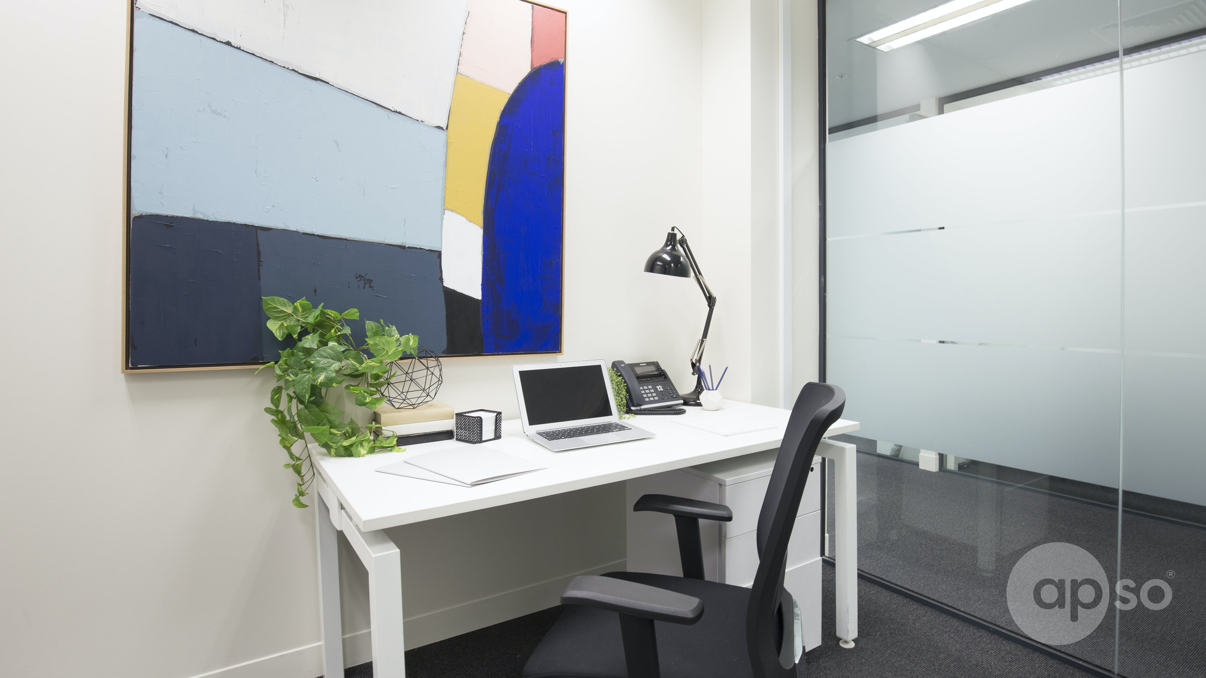 Suite 110j, serviced office at Corporate One Bell City, image 1