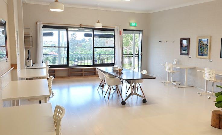 Hot desk at Milton Work Hub, image 1