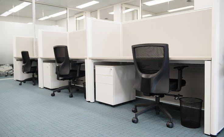 Hot desk at Cheltenham Shared Office Space, image 1