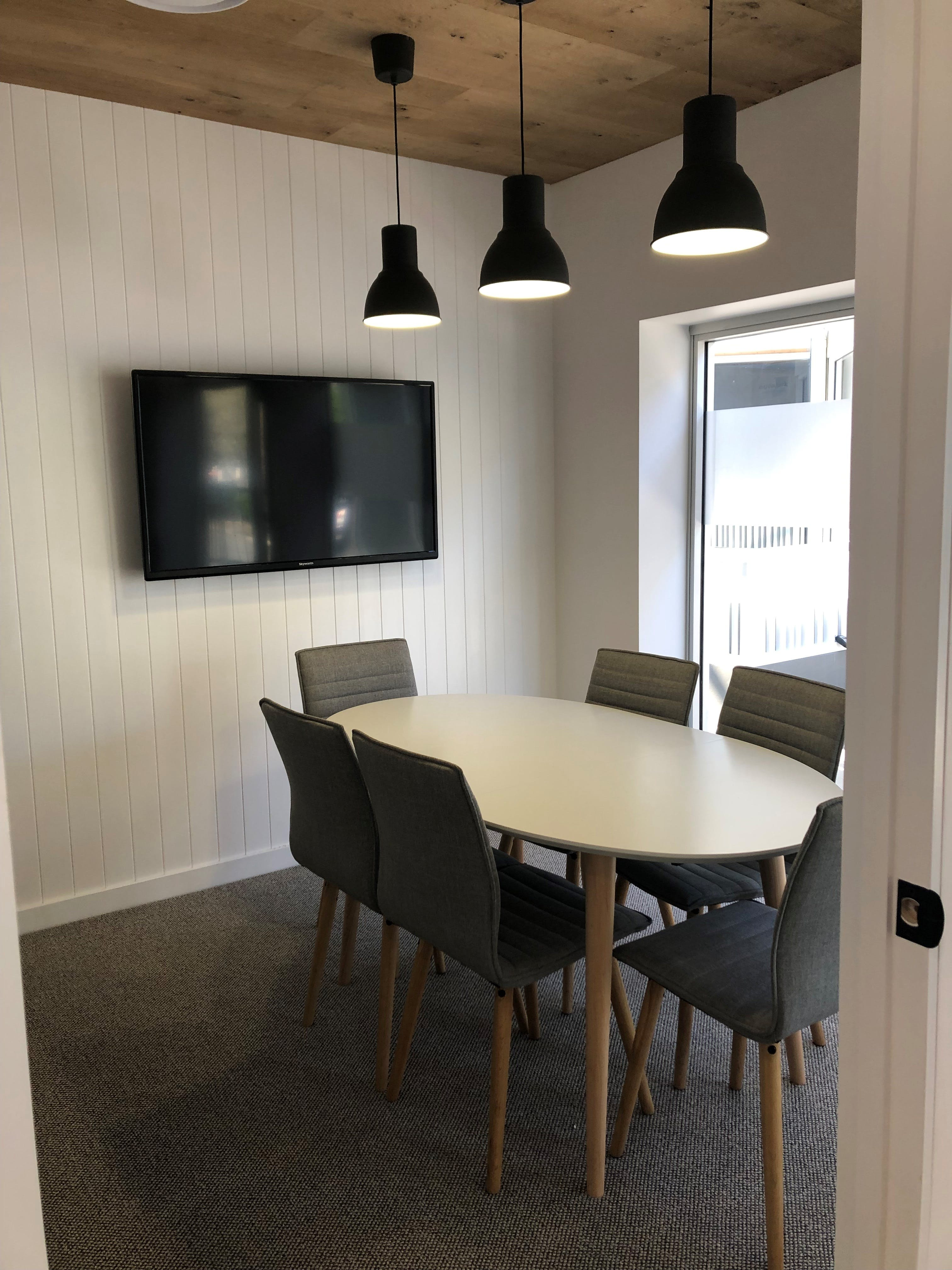 Meeting room at Industryus HR, image 1