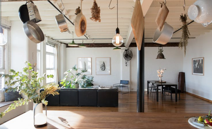 New York Style Loft Apartment  - Old Factory , creative studio at New York Style Loft Apartment - Old Factory, image 1