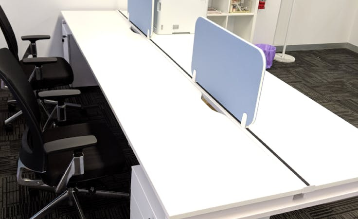 Modern workspace for 2, shared office at 2 Winterton Road, Clayton, image 1