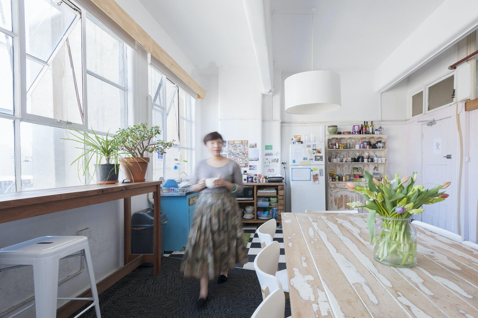 Co-work in an open-plan creative studio, image 1