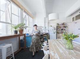 Co-work in an open-plan creative studio, image 1